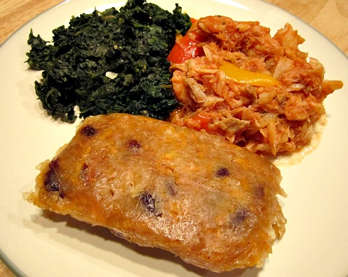 Kitchen tested antiguan ducana and salt fish for Antiguan cuisine