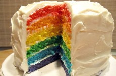 Rainbow-Layer-Cake