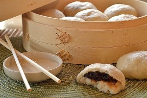 Sweet Steamed Buns
