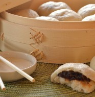 Sweet Steamed Buns Feature Photo