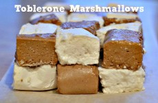 Toblerone Marshmallows
