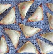 Baked Mock-Crab Rangoon