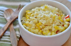 Pepper Jack Creamed Corn
