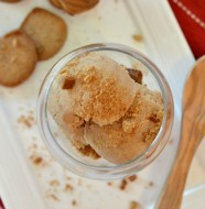 Vegan Speculoos Ice Cream