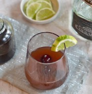 Cherry Tequila Sour