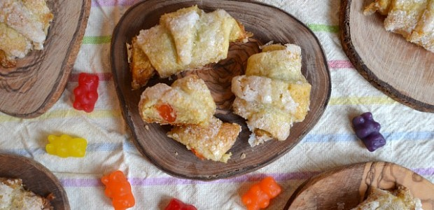 Gummy Bear Rugelach & Cookbook Giveaway