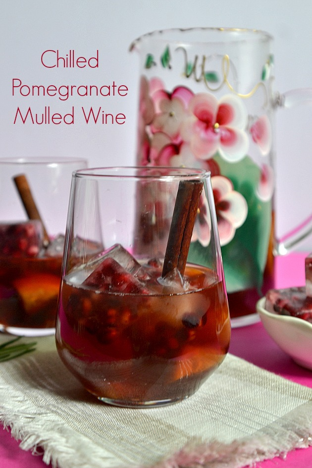 ... TESTED – Osso Buco with a Refreshing Chilled Mulled Pomegranate Wine