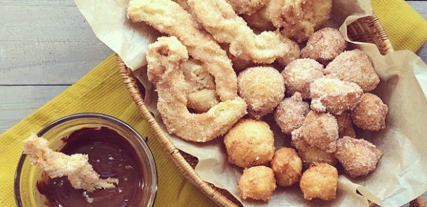 Grain Free Churros – Perfect for Passover