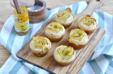Puff Pastry Potato Roses