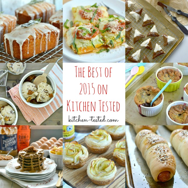 The Best of 2015 on Kitchen Tested