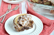 Brookie Buns {Brownie + Chocolate Chip Cookie + Sweet Roll}