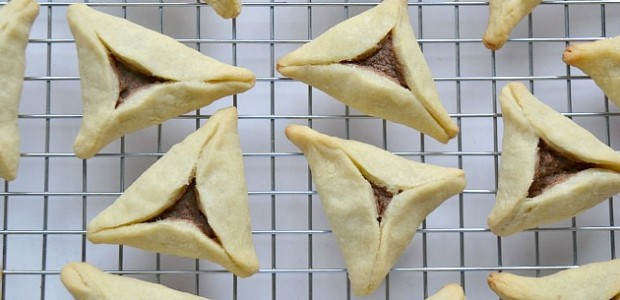 Easy Hamantaschen Dough