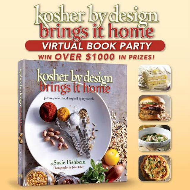 "kosher by design ""brings it home"" Giveaway"
