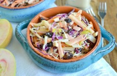 Green Apple Coleslaw