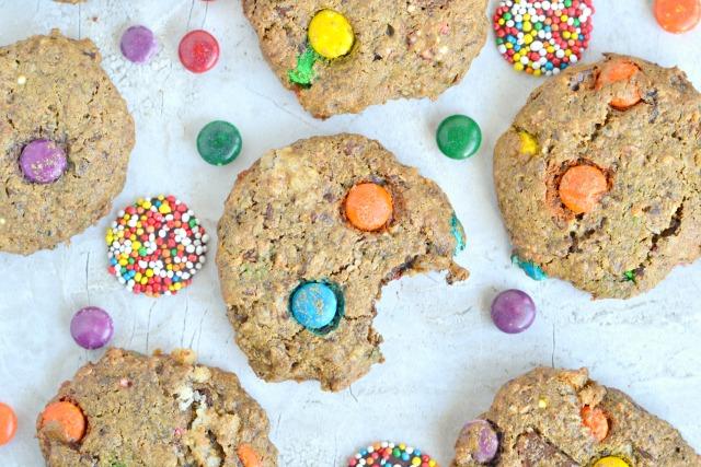 Passover Kitchen Sink Cookies