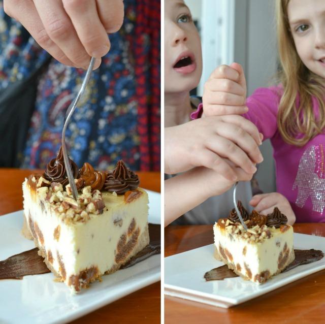 Homemade Mascarpone Cheesecake From The Coffee Bar
