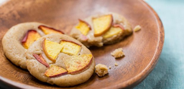 Peaches and Cream Cookies