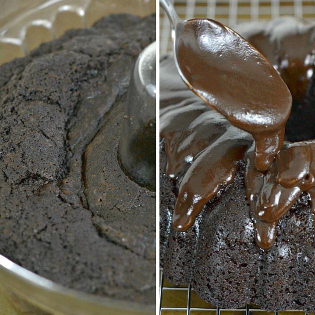 Chanukah Gelt Cake