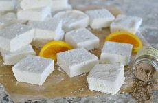 Orange Cardamom Marshmallows