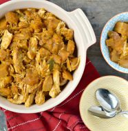 Grain Free Turkey Cholent