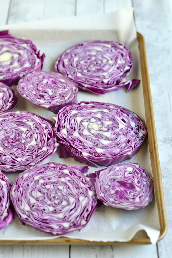 Kitchen Tested Roasted Cabbage