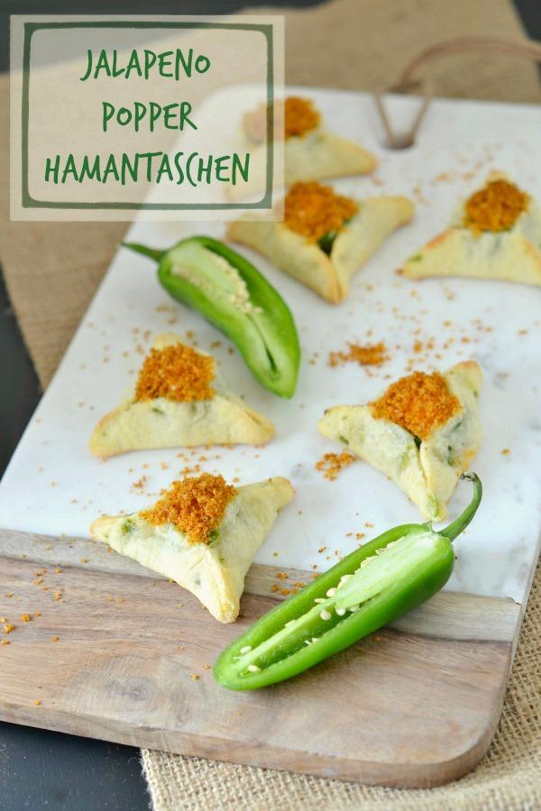 Jalapeno Popper Hamantaschen