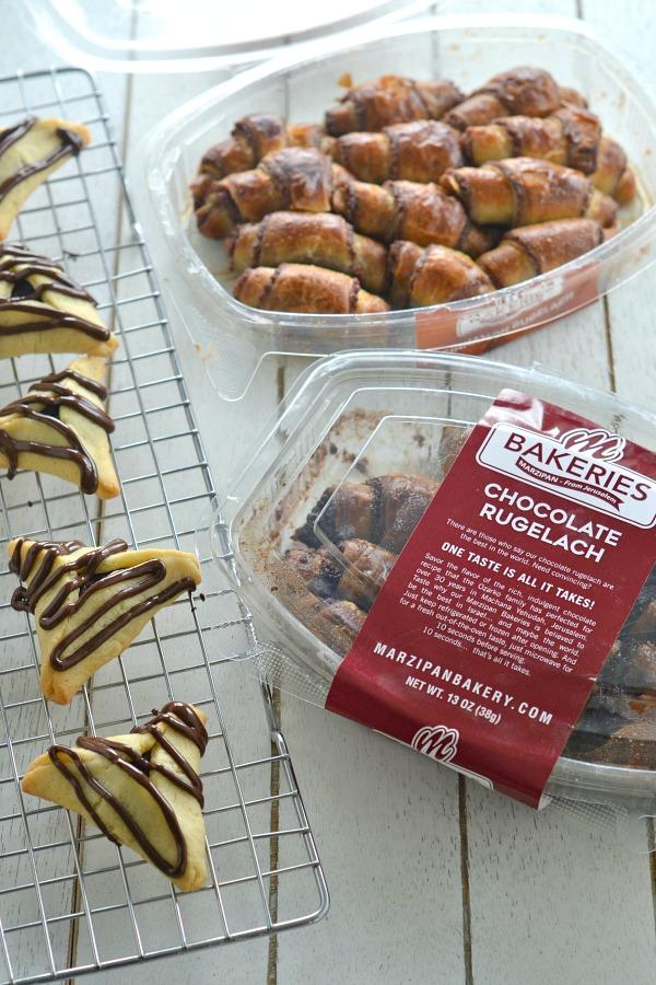 Rugelach Cookie Butter Hamantaschen