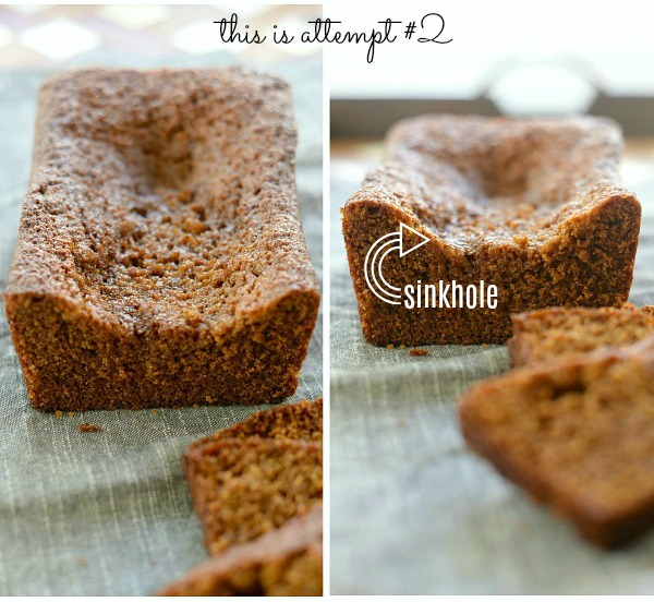 Whole Wheat Honey Cake