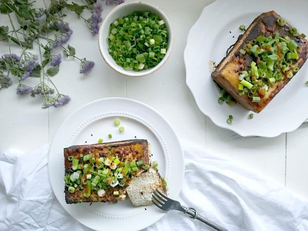 Spice-Crusted Tofu Steaks
