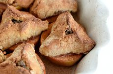 Baked Apple and Oat Hamantaschen