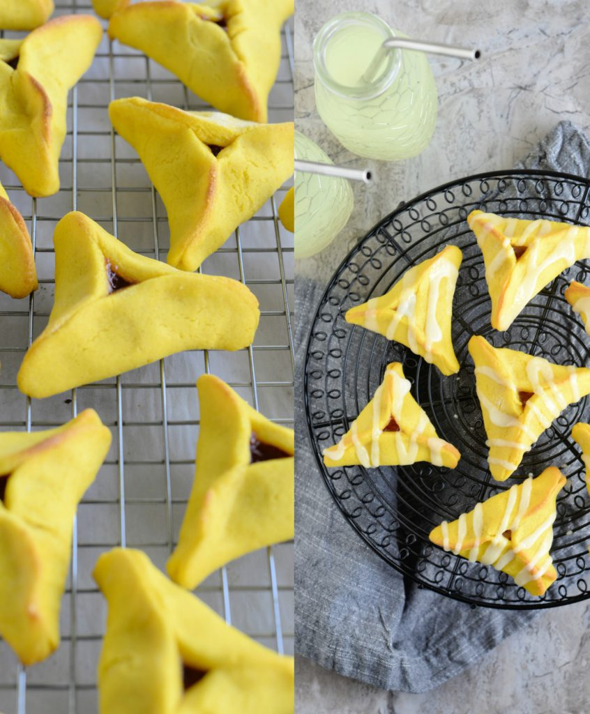 Lemonade Hamantaschen